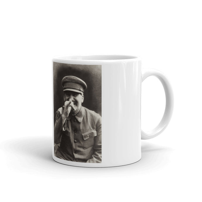 Silly Stalin History Mug - Old McLeod Trading Co Product