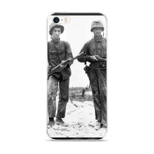 Flame Marines History Photo iPhone 5/6 Case