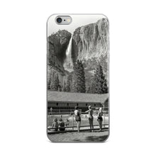 Yosemite Swimmers Vintage Photo Print iPhone 5/5s/Se, 6/6s, 6/6s Plus Case - Old McLeod Trading Co Product