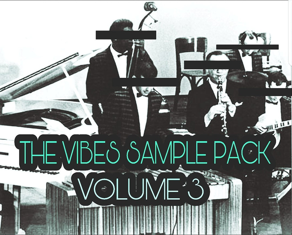 THE VIBES SAMPLE PACK VOLUME 3 side A