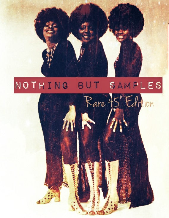 NOTHING BUT SAMPLES Rare 45
