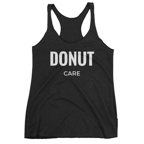 Donut Care Women's Fitness Tank