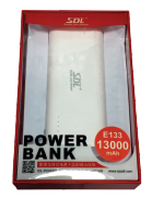 SDL Power Bank 13,000MAH E133 (Item# 196882)