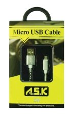 A.S.K Hi-Speed Micro USB Data Cable - K&S Wholesaler