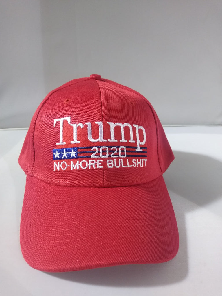 Trump 2020 No More BS Cap - K&S Wholesaler