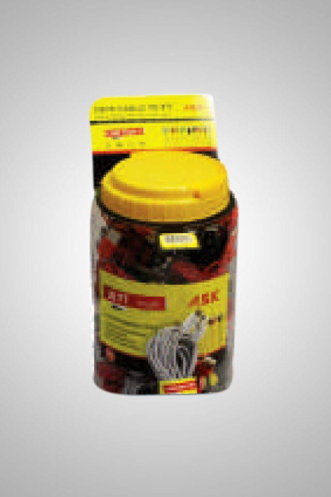 TYPE-C 10FT CABLE 30 COUNT COUNTER-TOP JAR - K&S Wholesaler