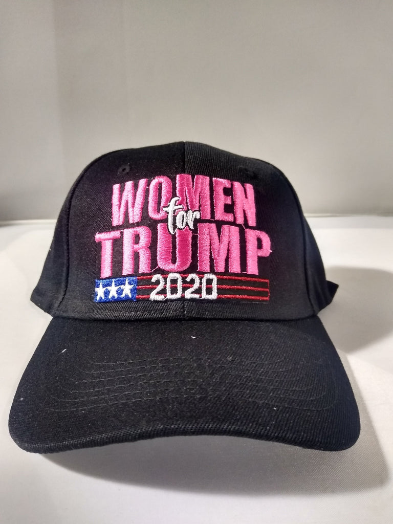 Woman For Trump 2020 Cap - K&S Wholesaler