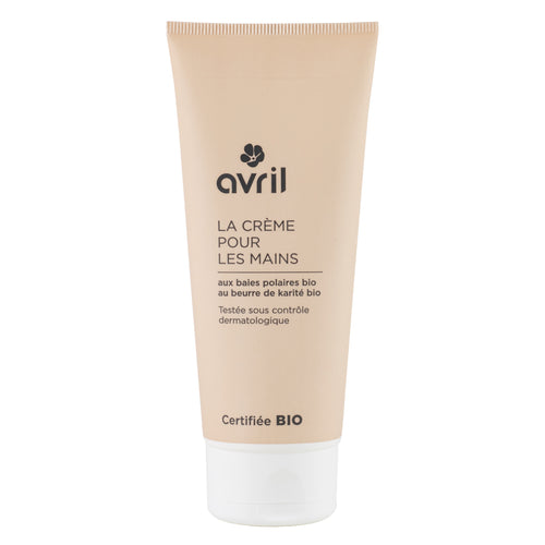 Hand cream - 100 ml - certified organic
