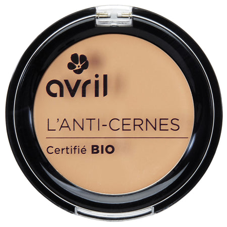 Eye contouring cream - 40 ml - certified organic