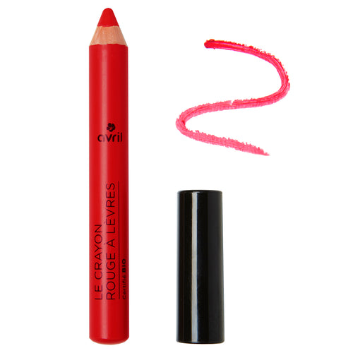 Lipstick pencil - Griotte - certified organic