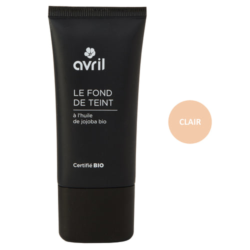 Foundation - Clair - certified organic