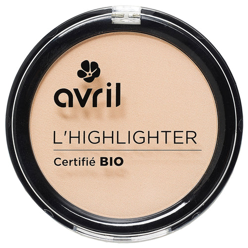 Highlighter - certified organic