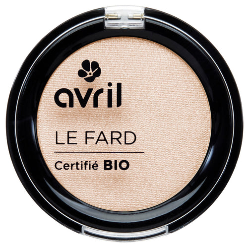 Eye shadow - Desert - certified organic