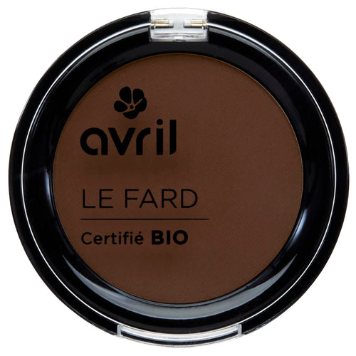 Eye shadow - Terre - certified organic