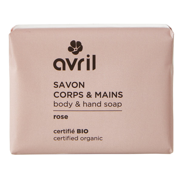 Hand & Body Soap - Rose