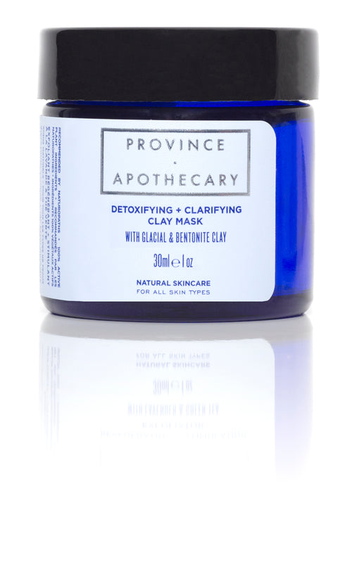 Detoxifying + Clarifying Clay Mask - 120ml