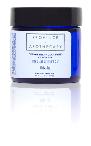 Detoxifying + Clarifying Clay Mask - 30ml
