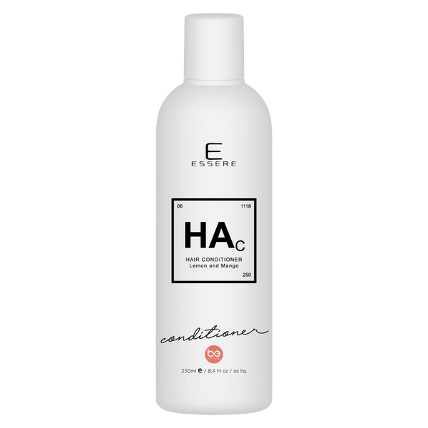 Conditioner - Hydrating/Balancing/Detangling - Mango & Lemon - certified organic