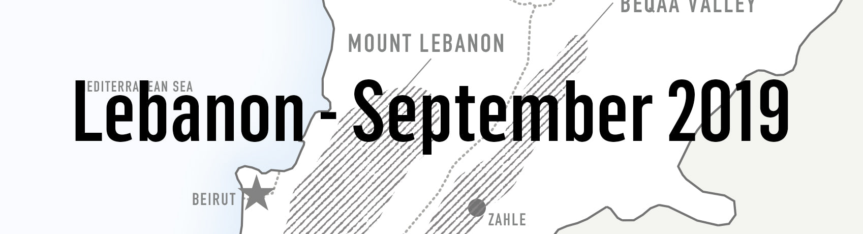 Lebanon - September 2019
