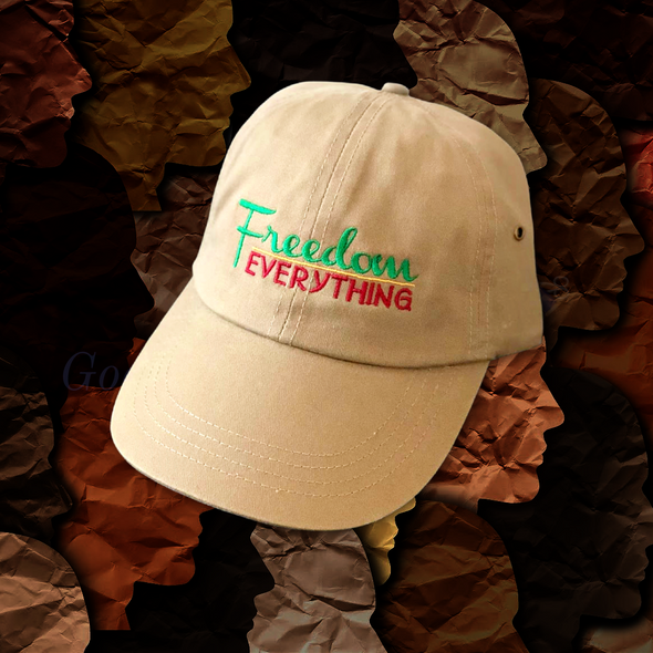 Freedom Over Everything Hat
