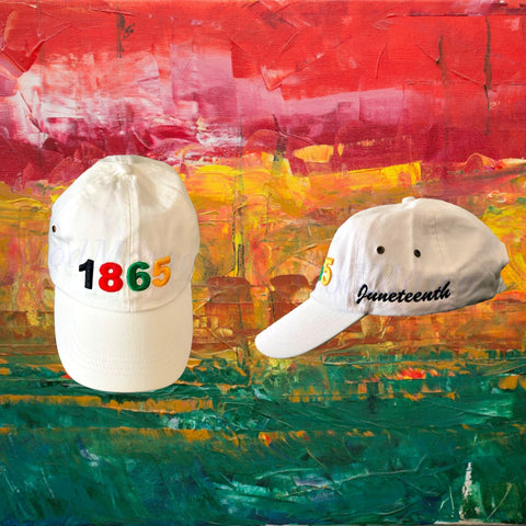 1865-L Multi-color Commemoration Hat
