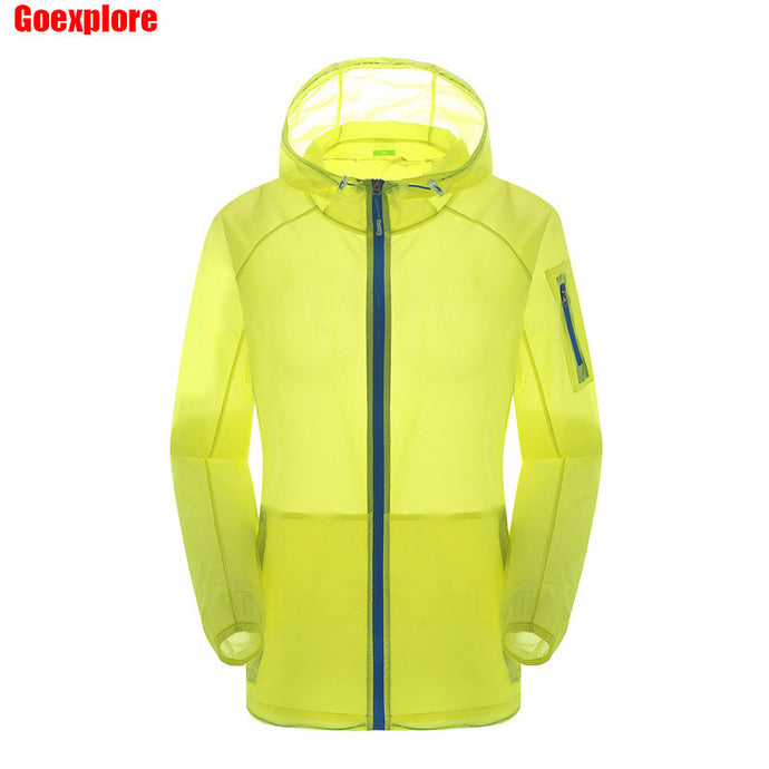UV Sports Jacket, Quick Drying, Waterproof