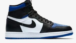 Jordan 1 Royal Toe (Size 10)