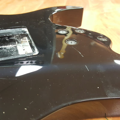 Ibanez RG320 Body - Missing Bridge