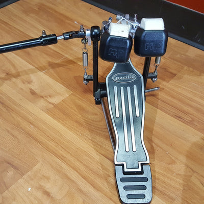 Pacific Double Kick Pedal