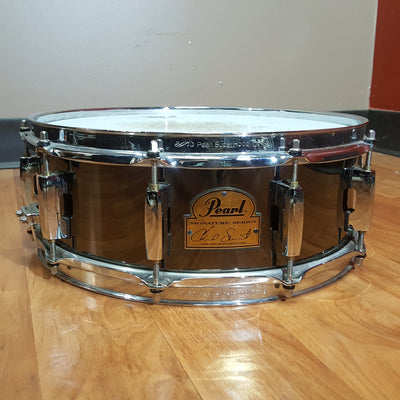 "Pearl Chad Smith 14"" Snare Black Chrome"
