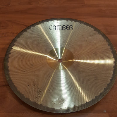Camber 14 Inch Hi Hat Cymbal (only one)