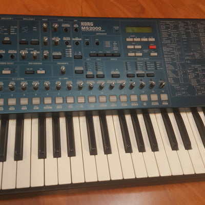 Korg MS2000 44 Key Analog Modeling Synth