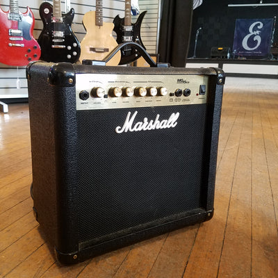 Marshall MG Series 15CD Combo Guitar Amp