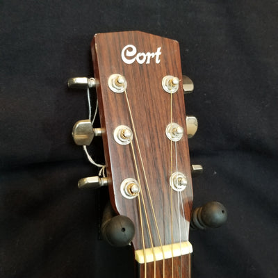 Cort Earth-72NS 1990s Natural Satin Acoustic Guitar