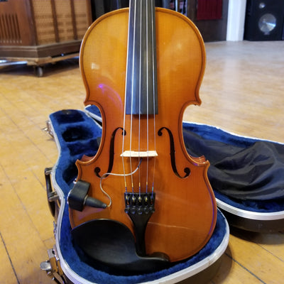 5 String Violin with pickup and case (no bow)