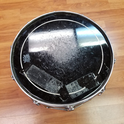 "Ludwig 15"" Tom, Black, No Badge"