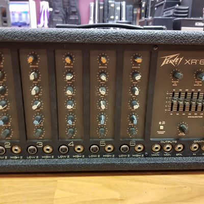 Peavey XR 600C Powered Mixer
