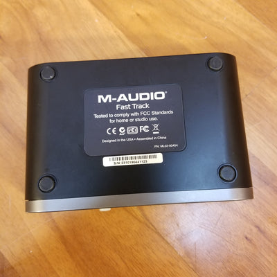 M-Audio Fast Track Interface