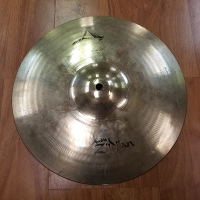 Zildjian 13in A Custom Hi Hat Cymbals