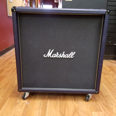 Marshall 425B 4x12 Bottom Straight Cabinet Royal Purple