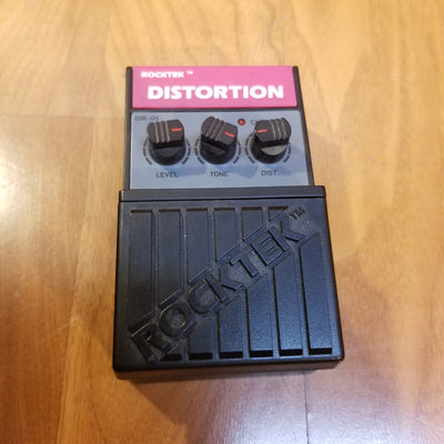 Rocktek Distortion Pedal