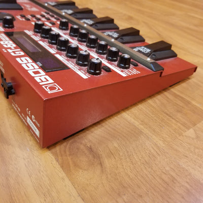 Boss GT-6B Bass Multi Effects Pedal w Power Supply