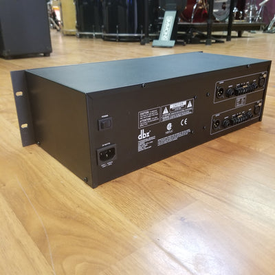 DBX 1231 31 Band Equalizer, Noisy