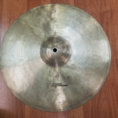 Groove Percussion 16in Crash Cymbal