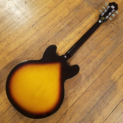 Epiphone Dot ES 335 Pro VS Vintage Sunburst Electric Guitar