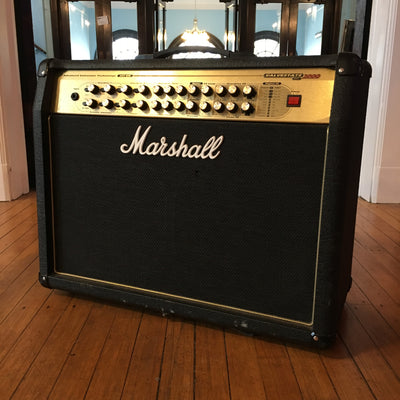 Marshall AVT275 212 Combo Amp w/ Footswitch