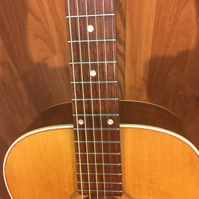 Vintage 1960s Goya F-12 Classical Acoustic Guitar