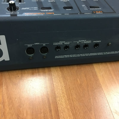 Roland JP8000 Synth