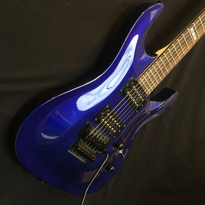 ESP LTD MH-100 EB Electric Blue