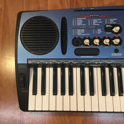 Yamaha PSR-D1 DJX Keyboard no pwr supply